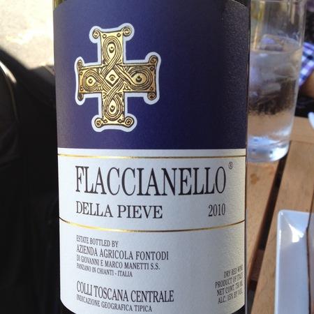 Fontodi Flaccianello della Pieve Colli Toscana Centrale Sangiovese 2010 (1500ml)