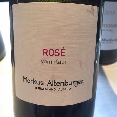 Weingut Markus Altenburger vom Kalk Burgenland Rose