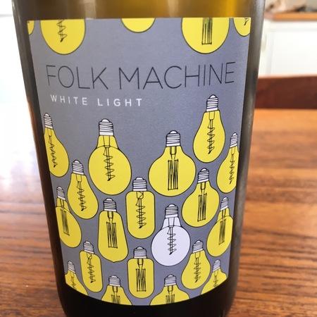 Hobo Wine Company Folk Machine White Light Tocai Friulano Blend 2015