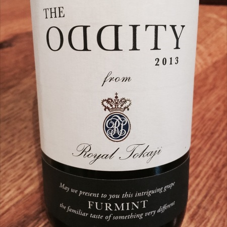 The Royal Tokaji Wine Company The Oddity Dry tokaji Furmint 2015
