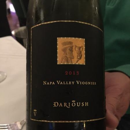 Darioush Signature Napa Valley Shiraz 2013