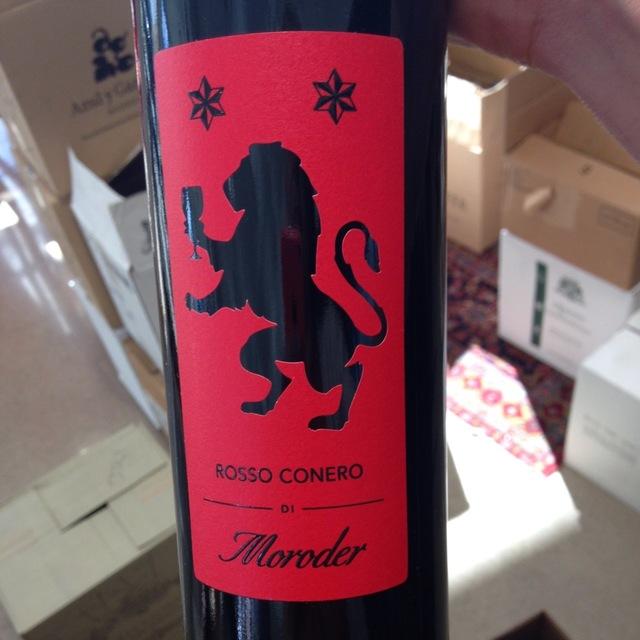 Rosso Conero Red Blend 2010