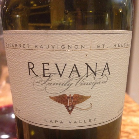 Revana Family Vineyard St. Helena Cabernet Sauvignon NV