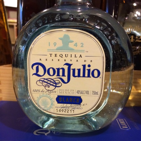 Don Julio Tequila Blanco NV