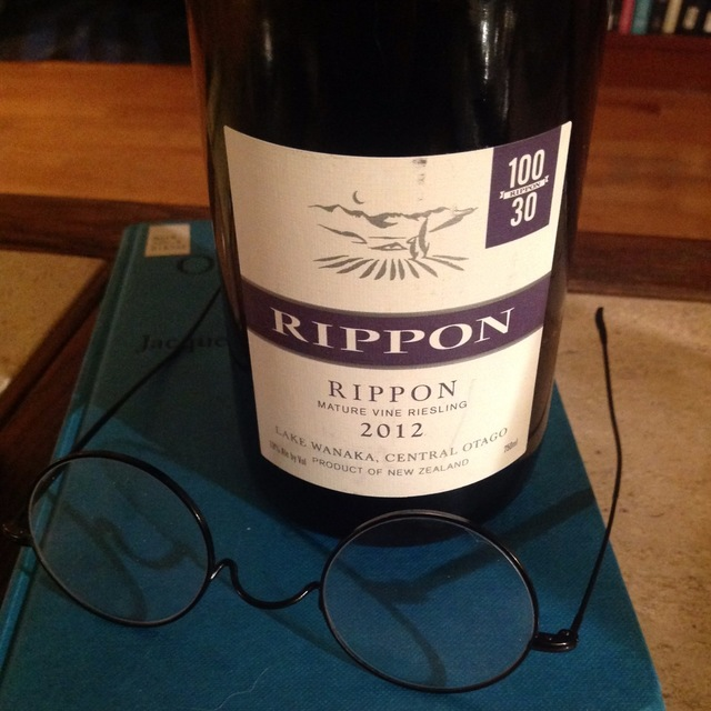 Central Otago Riesling 2012