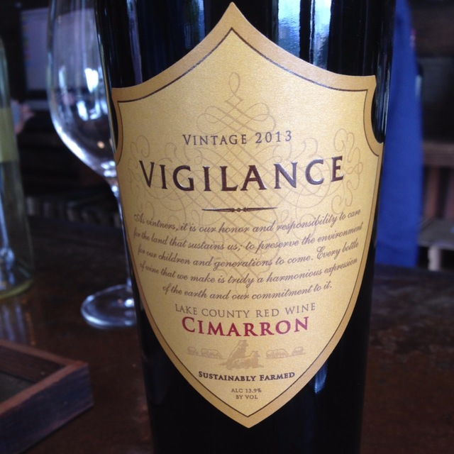 Cimarron Lake County Zinfandel Blend 2013