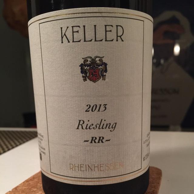 RR Rheinhessen Riesling  2013