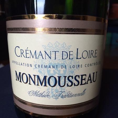 Monmousseau Crémant de Loire Brut Chenin Blanc NV