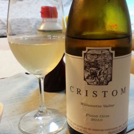 Cristom Willamette Valley Pinot Gris 2015