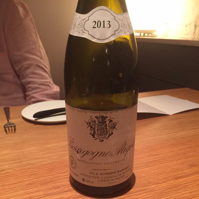 Bourgogne-Aligoté  2013