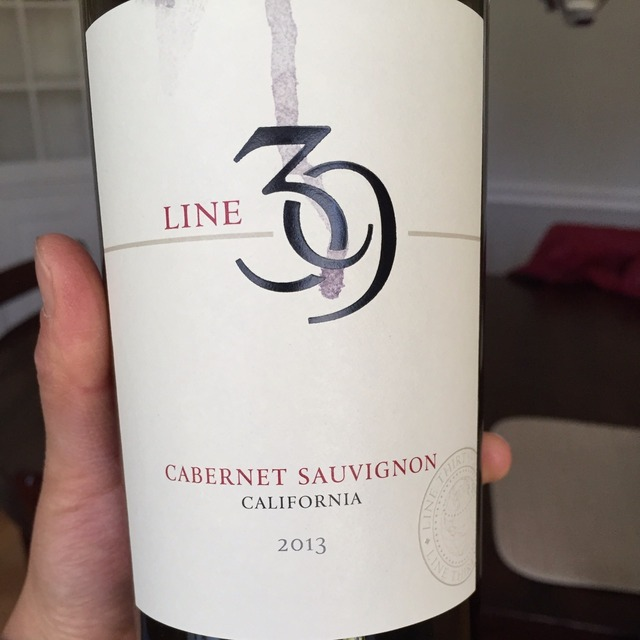 Line 39 California Cabernet Sauvignon 2013