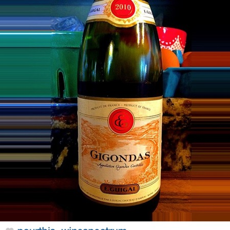 E. Guigal Gigondas Red Rhone Blend 2013