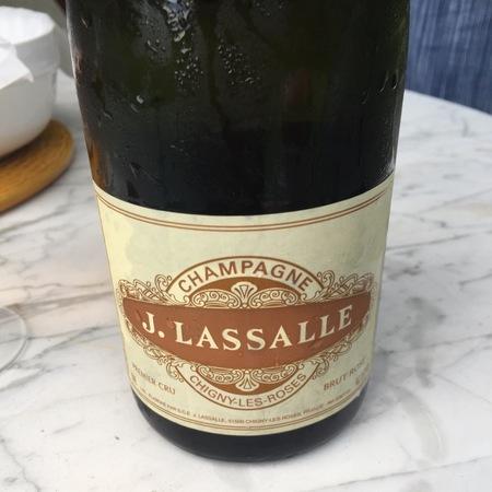 J. Lassalle Brut Rosé 1er Cru Champagne Blend NV