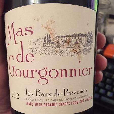 Mas de Gourgonnier Organic Les Baux-de-Provence Grenache Blend NV
