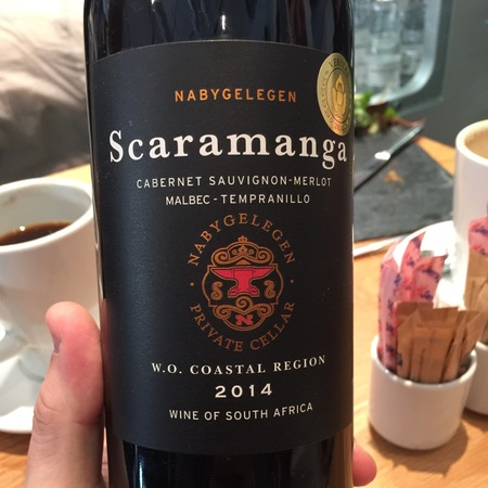 Nabygelegen Scaramanga Red Blend NV
