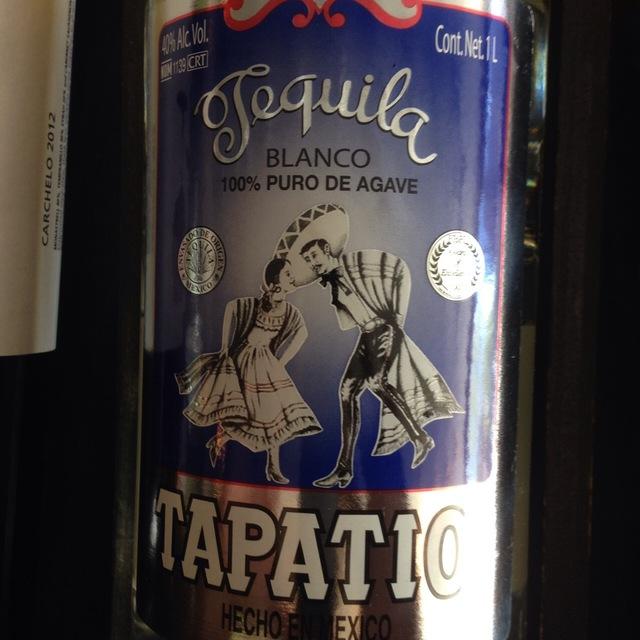 Tequila Blanco NV