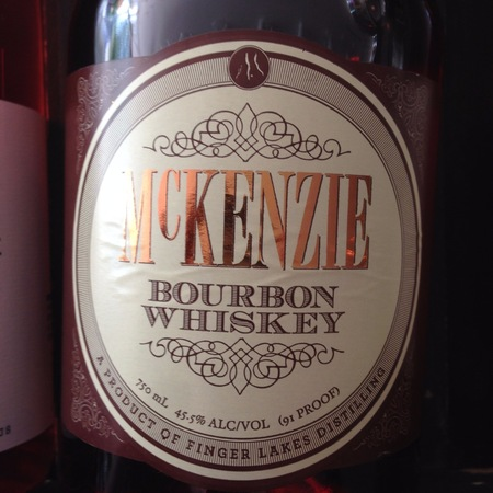 McKenzie  Bourbon Whiskey NV