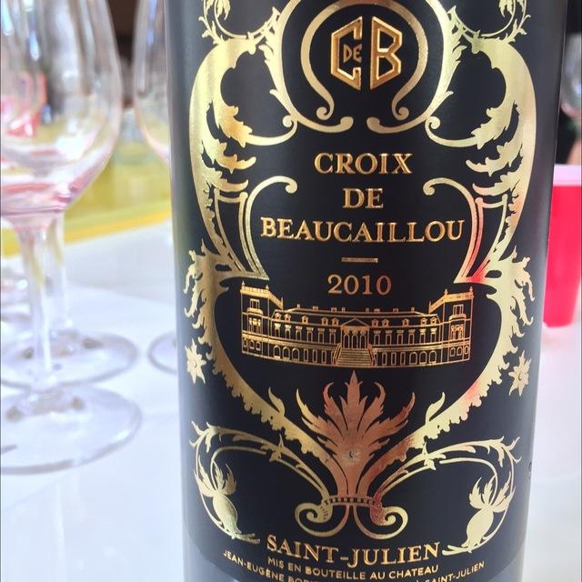 Croix de Beaucaillou Saint-Julien Red Bordeaux Blend 2008