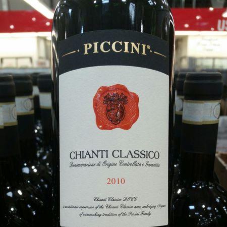 Piccini Chianti Classico Sangiovese 2010