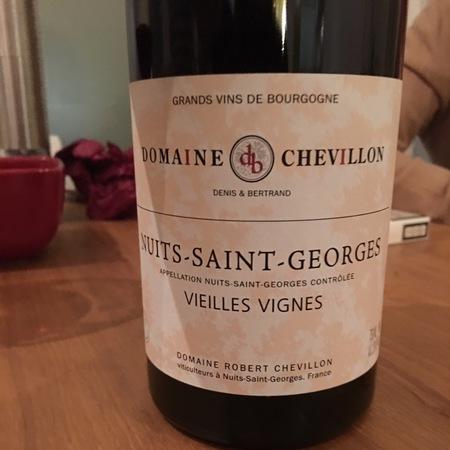Domaine Robert Chevillon Vieilles Vignes Nuits-Saint-Georges Pinot Noir 2013