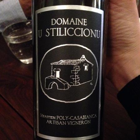 Domaine U Stiliccionu Kalliste Ajaccio Sciacarello/Nielluccio 2014
