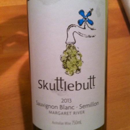 Stella Bella Skuttlebutt Sauvignon Blanc-Sémillon Blend 2015