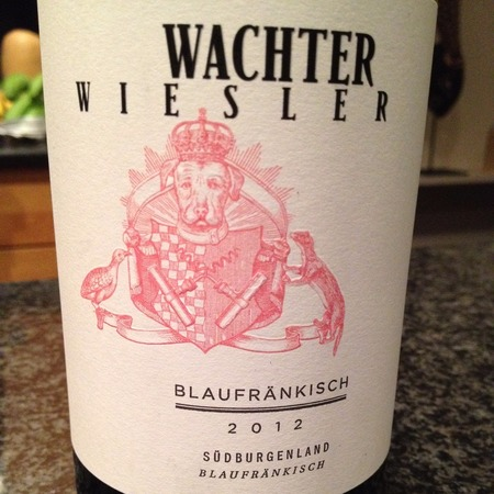 Wachter-Wiesler Blaufränkisch 2014