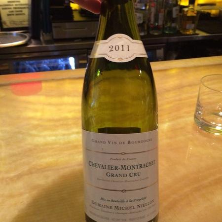 Domaine Michel Niellon Chevalier-Montrachet Grand Cru Chardonnay 2011