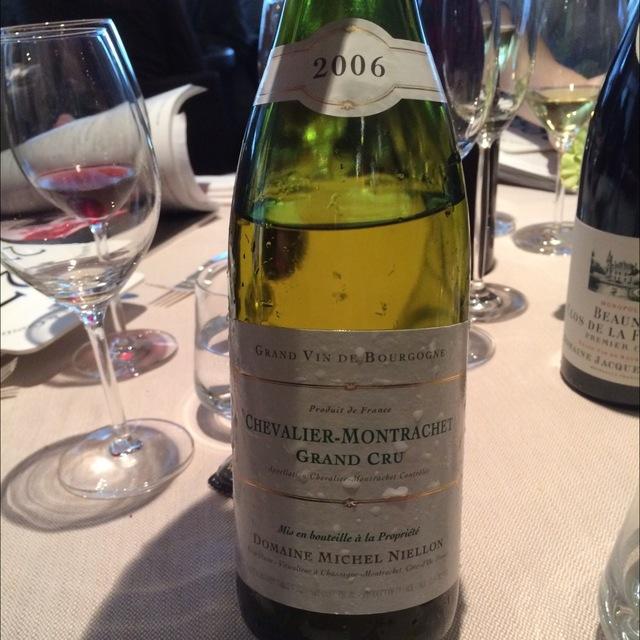 Chevalier-Montrachet Grand Cru Chardonnay 2006
