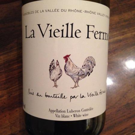 Famille Perrin La Vieille Ferme Côtes du Ventoux  Red Rhone Blend 2016
