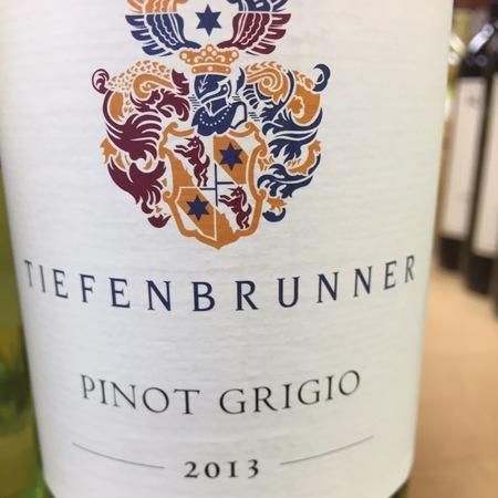 Tiefenbrunner Alto Adige - Südtirol Pinot Grigio 2015 (375ml)