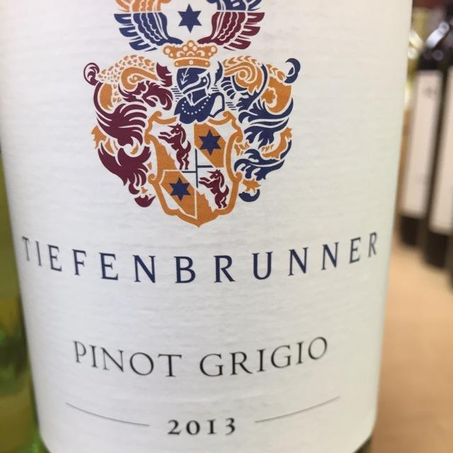 Alto Adige - Südtirol Pinot Grigio 2016
