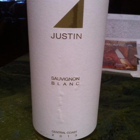 Justin Vineyards & Winery Central Coast Sauvignon Blanc 2016