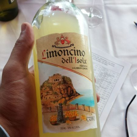 Caffo  Limoncino dell'Isola NV