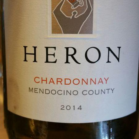 Heron Mendocino County Chardonnay 2016