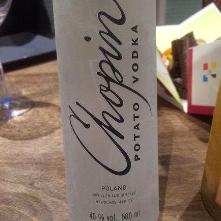 Chopin Chopin Potato Vodka NV