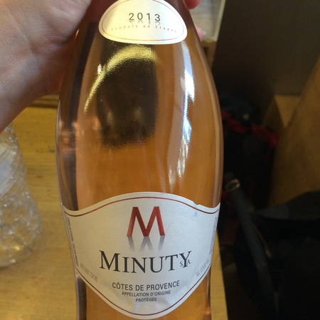 Château Minuty Cuvée M Côtes de Provence Rosé Blend 2016