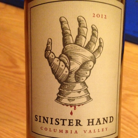Owen Roe Sinister Hand Columbia Valley Red Rhone Blend 2015