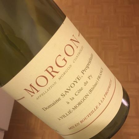 Domaine Savoye Côte du Py Morgon Vieilles Vignes Gamay 2001 (1500ml)
