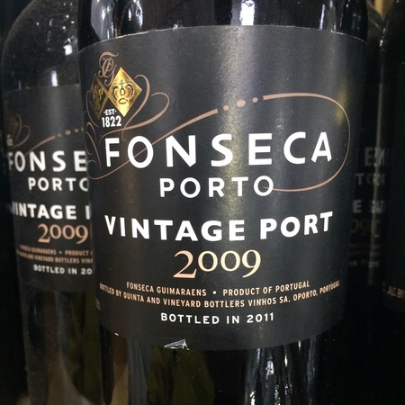 Fonseca Porto Vintage Port Blend 2009 (375ml)