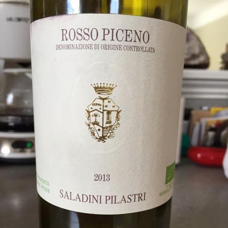 Saladini Pilastri Rosso Piceno Sangiovese Blend NV