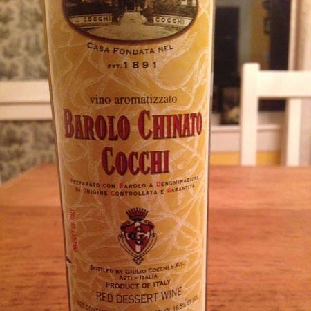 Giulio Cocchi Barolo Chinato Nebbiolo NV (1000ml)