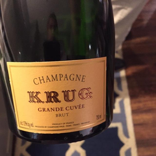 Grande Cuvée Brut Champagne Blend NV