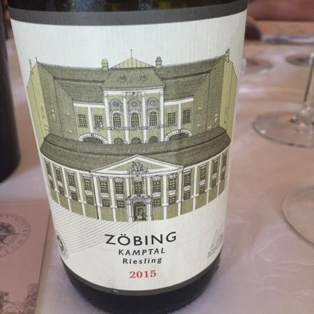 Schloss Gobelsburg Zöbing Riesling 2016