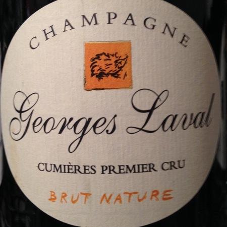 Georges Laval Brut Nature Cumières 1er Cru Champagne Blend 2012