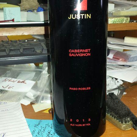 Justin Vineyards & Winery Paso Robles Cabernet Sauvignon 2015