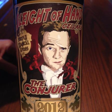 Sleight Of Hand Cellars The Conjurer Cabernet Sauvignon Blend 2015