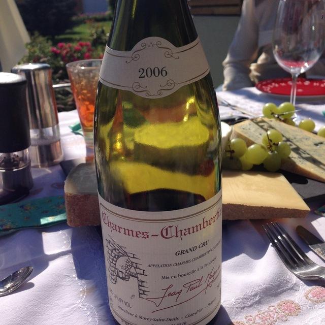 Charmes-Chambertin Grand Cru Pinot Noir 2012