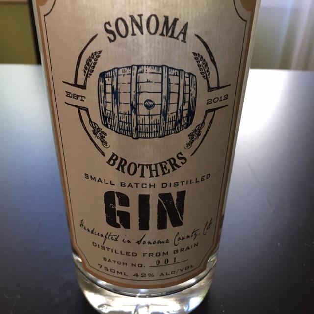 Small Batch Gin  NV