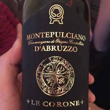 Cantina Colonella Le Corone Montepulciano d'Abruzzo 2015